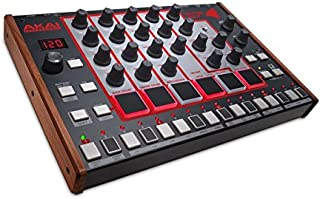 Akai Professional Rhythm Wolf | True Analog Drum Machine and Bass Synthesizer