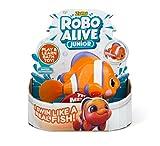 Goliath 32682 - Robo Alive Fisch, Lebensechte Bewegungen, Wasserspaß für Kinder, elektronisches...
