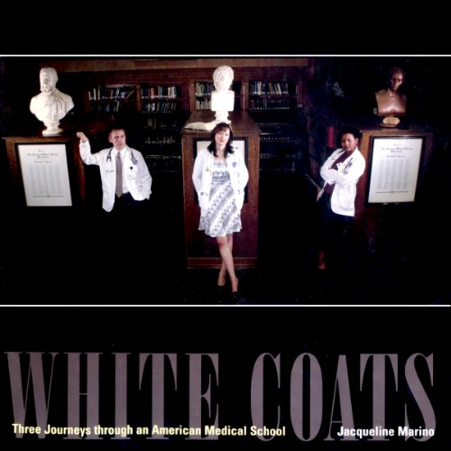 White Coats audiobook cover art