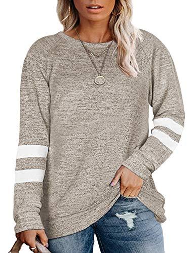 Plus Size Sweatshirts for Women 3X …