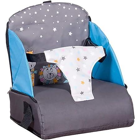 Star Ibaby Trona de Viaje Portatil Universal Animals - De 6 a 36 meses.