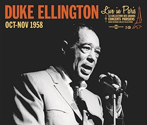 Live in Paris Octobre/Novembre 1958