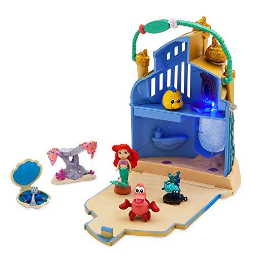 Disney Tienda Oficial Ariel Little Mermaid Animators Colección Surprise Playset