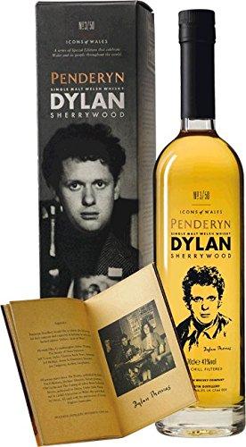 Penderyn Distillery Dylan Thomas Whiskey (1 x 0.7 l)