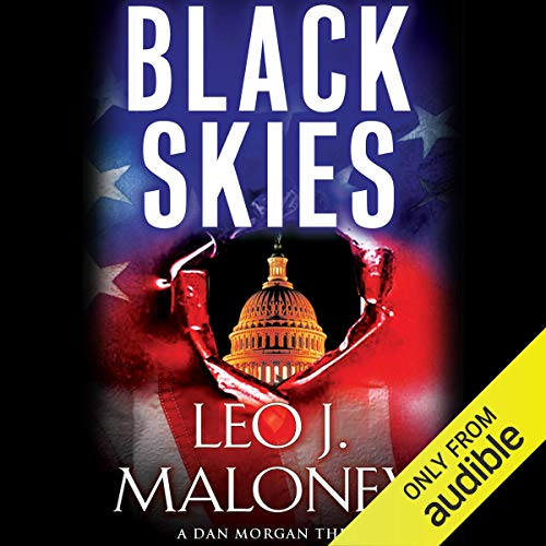 Black Skies audiobook cover art