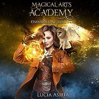 Magical Arts Academy: Books 1-4 audiobook cover art