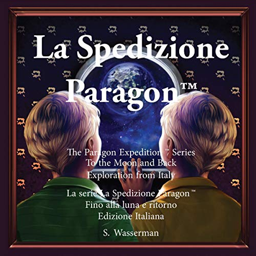 The Paragon Expedition (Italian Edition) cover art