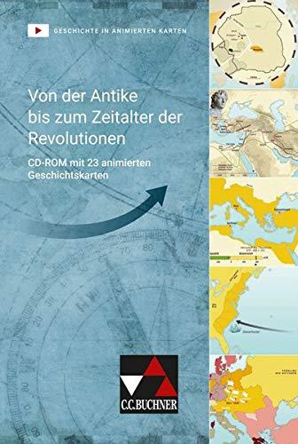 Geschichte in animierten Karten / Geschichte in animierten Karten 1: Anschaulich erzählte Geschichte in Zeit und Raum (CD-ROM) / CD-ROM mit 23 ... Geschichte in Zeit und Raum (CD-ROM))