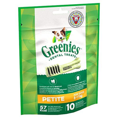 Greenies Snack Dental Petite para perros de 7kg a 11kg (170g)