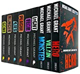 Michael Grant 9 Books Collection Set (Gone Series-Light, Gone, Hunger, Lies, Plague, Fear & Monster Series-Hero, Villain, Monster)