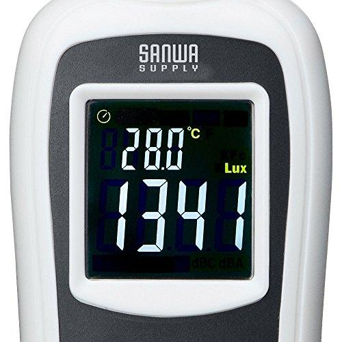 SANWASUPPLY『デジタル照度計(CHE-LT1)』