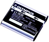オリンパス LI-90B 充電式バッテリー (シルバー)