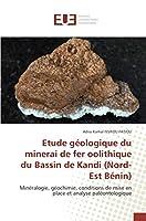 Etude géologique du minerai de fer oolithique du Bassin de Kandi (Nord-Est Bénin): Minéralogie, géochimie, conditions de mise en place et analyse paléontologique