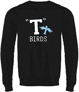 grease john travolta letterman sweater