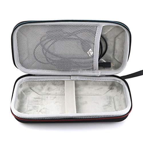 Hard Sturdy Carrying Storage Organizer Case Bag for Texas Instruments TI-84 Plus, TI-84 Plus CE, TI-83 Plus, TI-89 / Casio PRIZM, FX-9750GII / TI-Nspire CX&CX CAS / HP50G Graphing Calculators (Black) Photo #6