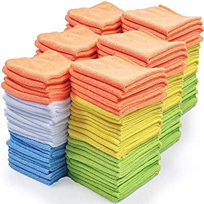 Best Microfiber Cleaning Cloths – Pack of 150 Towels