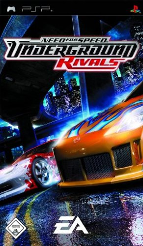 Need For Speed: Underground Rivals [Edizione : Germania]
