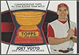 2014 Topps Joey Votto Reds All Star Rookie Patch Baseball Card #RCMP-JV. rookie card picture