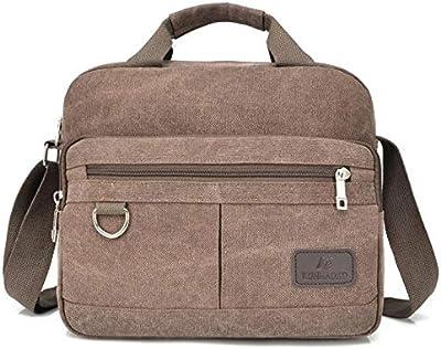 Casual Men Shoulder Bag Canvas Crossbody Messenger Bags Fashion Vintage Male Travel Totes Big Capacity Handbags