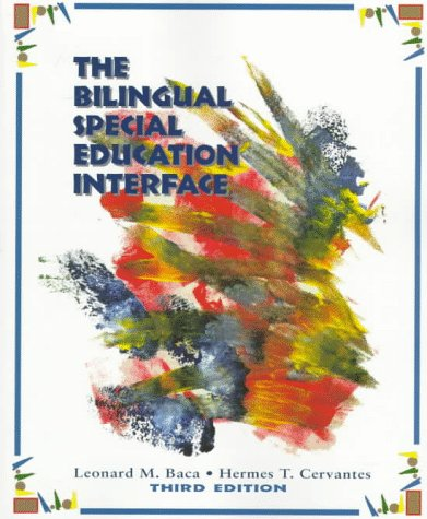 The Bilingual Special Education Interface
