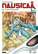 Nausicaä NE - Tome 01 de Hayao Miyazaki