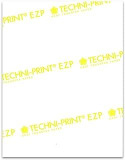 Techni-Print EZP Laser Heat Transfer Paper 8.5