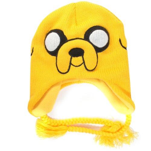 Chapeau tricoté : Adventure Time Jake