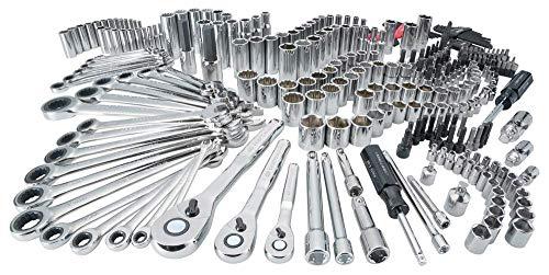 CRAFTSMAN Mechanics Tool Set, SAE /…