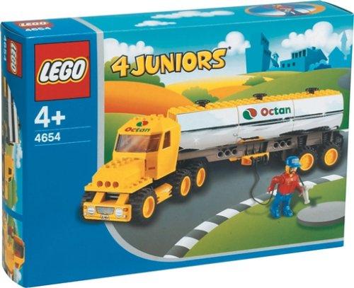 LEGO 4JUNIORS  4654 -  Tankwagen