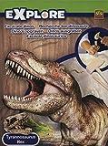 SES Set de excavación de Dinosaurios para niños Explore, Multicolor (25022)
