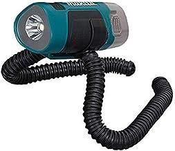 Makita STEXML101 acculamp + voet ML101 10.8V, 1 W, zwart, turquoise