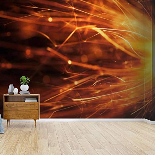 abstract red sparks sparkler background party new year celebration Canvas Print Wallpaper Wall Mural Self Adhesive Peel & Stick Wallpaper Home Craft Wall Decal Wall Poster Sticker for Living Room