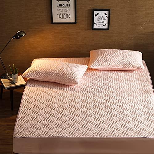 BOLO Se adapta a las sábanas, microfibra, cómodo y a prueba de polvo, 150 x 190 cm+15 cm
