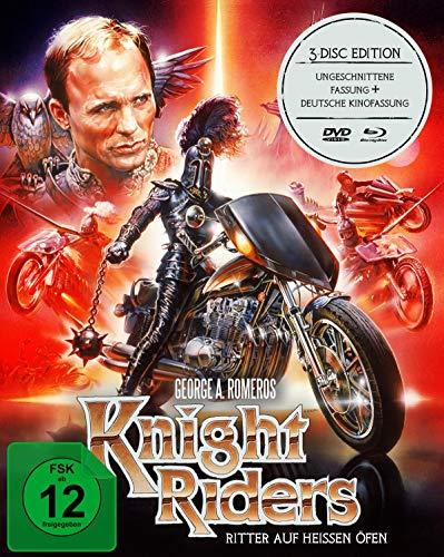 Knightriders - Ritter auf heißen Öfen (Mediabook, + DVD) [Blu-ray]