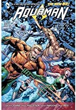 BY Johns, Geoff ( Author ) [{ Aquaman Vol. 4: Death of a King (the New 52) (Revised) (Aquaman) By Johns, Geoff ( Author ) May - 20- 2014 ( Hardcover ) } ]