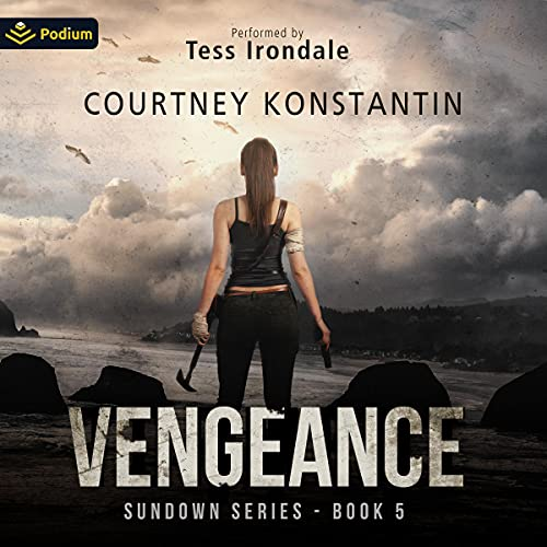 Vengeance Audiobook By Courtney Konstantin cover art