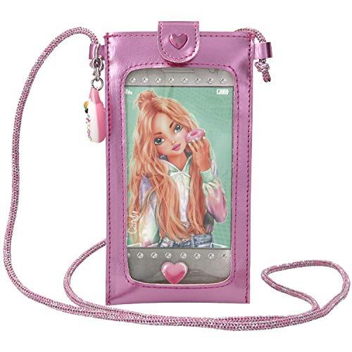 Depesche Smartphonetasche, TOPModel Candy Cake, rosa, ca. 17 x 9 x 0,5 cm