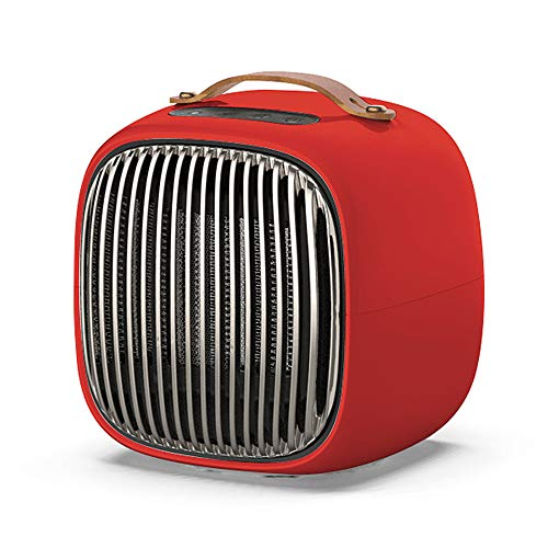 Lydul draagbare elektrische kachel voor hete lucht, mini-verwarming, snelle verwarming in 3 seconden, laag geluidsniveau