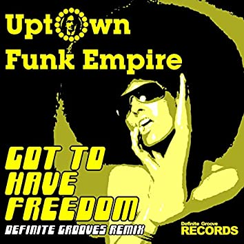 Got to Have Freedom (Definite Grooves Remix)