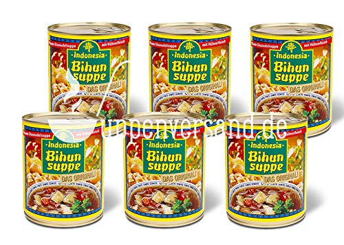 Indonesia Bihunsuppe 780ml 6er Pack