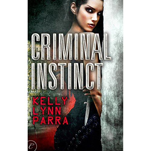 Criminal Instinct audiobook cover art