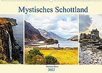 Mystisches Schottland (Wandkalender 2022 DIN A2 quer): Den Zauber der mystischen Highlands in Schottland eingefangen in Bildern (Monatskalender, 14 Seiten )
