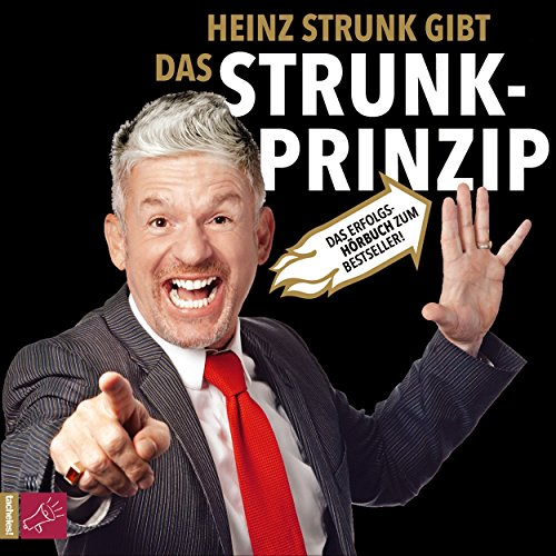Das Strunk-Prinzip audiobook cover art