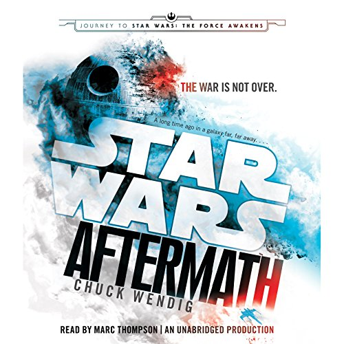Couverture de Aftermath: Star Wars