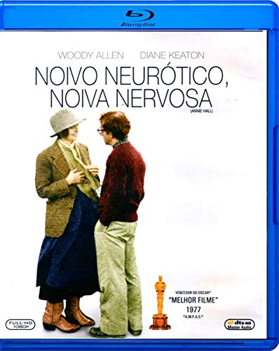 Noivo Neurótico, Noiva Nervosa - ( Annie Hall ) Woody Allen [ Blu-Ray ]