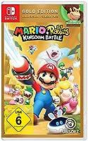 Mario + Rabbids: Kingdom Battle - Gold Edition (Nintendo Switch)