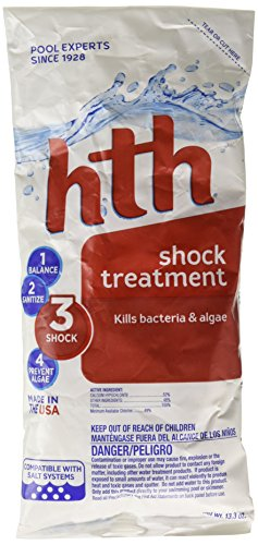 HTH 52004 Shock Treatment Swimming Pool Cleaner, 13.3 oz, Regular -  Innovative Water Care
