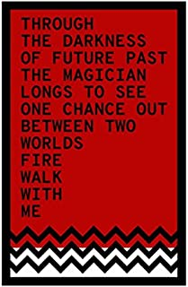 Fire Walk With Me Posters - Twin Peaks - 11x17