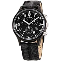 Timex MK1 Steel Military Style Fabric Chronograph Men's Watch