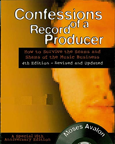 Confessions of a Record Producer (English Edition)